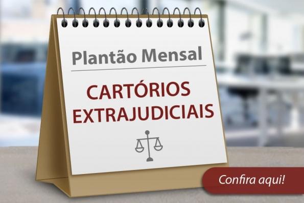 Plantão Judiciário Semanal: 17 a 23/11/2014