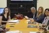 Membros da Câmara de Monitoramento de Inquéritos e Processos de Homicídios se reúnem no TJSE