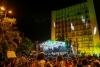 Concerto natalino do TJSE reúne centenas de pessoas na Praça Fausto Cardoso