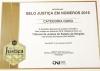 TJSE recebe Selo Ouro do CNJ e fica entre os Tribunais de excelência do país