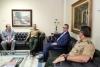 Comandante da 6ª Região Militar visita o TJSE