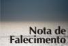Nota de falecimento: José Filho