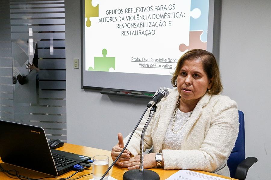 ILançado Fórum Estadual da Rede de Enfrentamento e Prevenção à violência contra a mulher