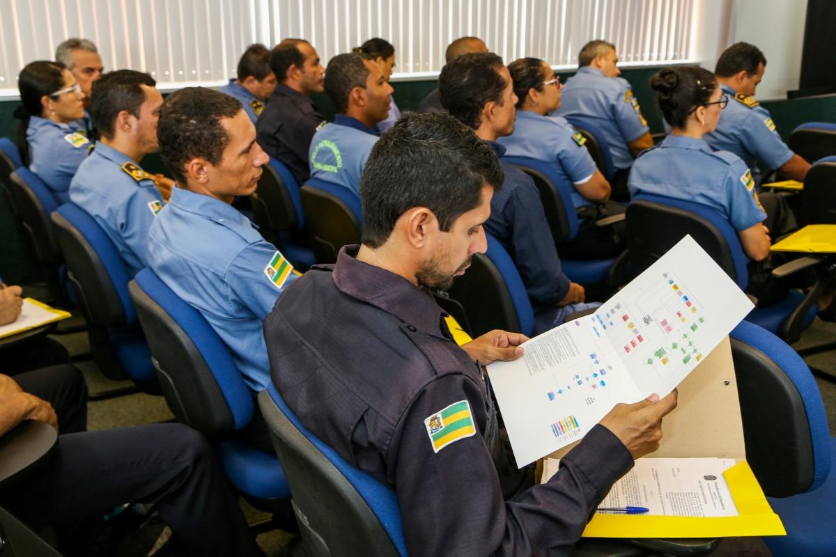 ITJSE capacita guardas municipais para Patrulha Maria da Penha