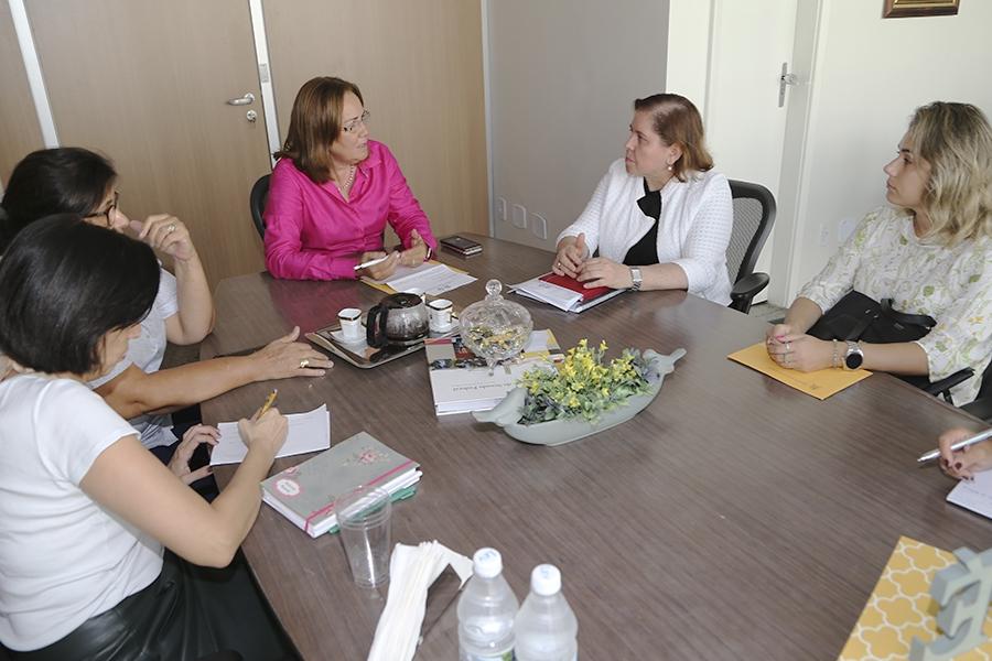 ICoordenadoria da Mulher solicita apoio parlamentar para criação de Centro de Educação e Reabilitação para Agressores