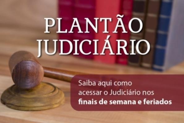 Plantão Judiciário Semanal: 18 a 24/01/2021