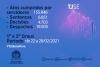 Magistrados do TJSE proferiram 6.851 sentenças na última semana de fevereiro