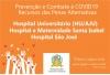 Mais três hospitais de Aracaju receberão recursos de penas pecuniárias para o combate ao coronavírus