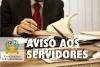 URV: Servidores-credores devem entregar documentação até às 10h do dia 01/07