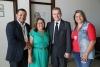 Aposentadoria: Servidora Alda Santana realiza confraternização para se despedir