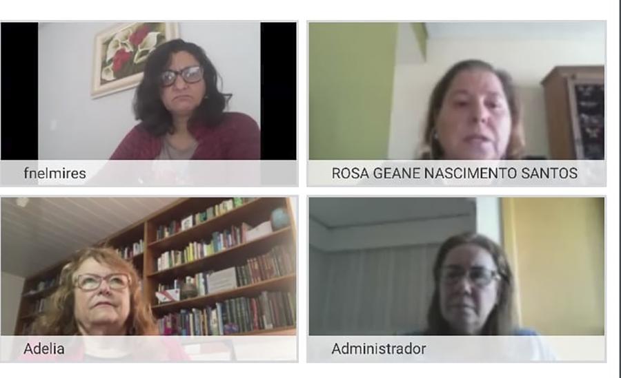 IIII Fórum de Rede de Proteção à Mulher discute campanha, Casa da Mulher e pandemia