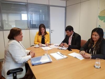 ICriação da Casa da Mulher e Centro de Educação e Reabilitação de Agressores recebe apoio da bancada federal de Sergipe